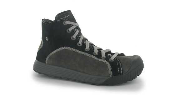 Garmont M's Sticky Bare Mid Fur Black/Slate